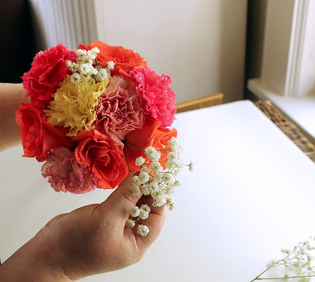 DIY Wedding Bouquet | Femme Fraiche