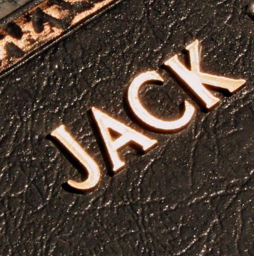 218/365 Golden Jack