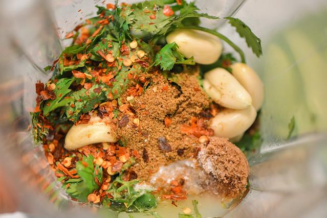 Beef Fajitas With A Cilantro Lime Marinade Recipes — Dishmaps