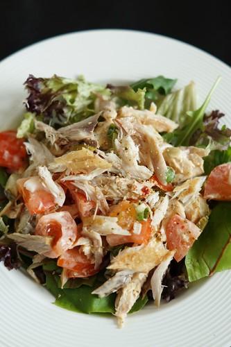 Foodblogswap -  Pittige Makreelsalade