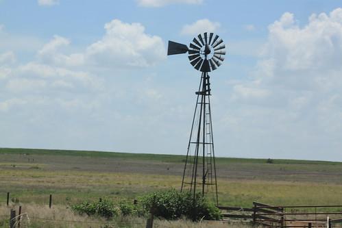 I love windmills.