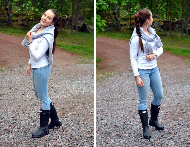 Meri & Ulrika: Kumpparit jalassa