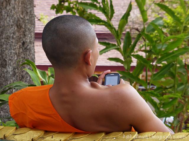 Luang Prabang Wat That Luang