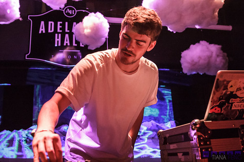 Ryan Hemsworth @ Adelaide Hall 6/20/2014