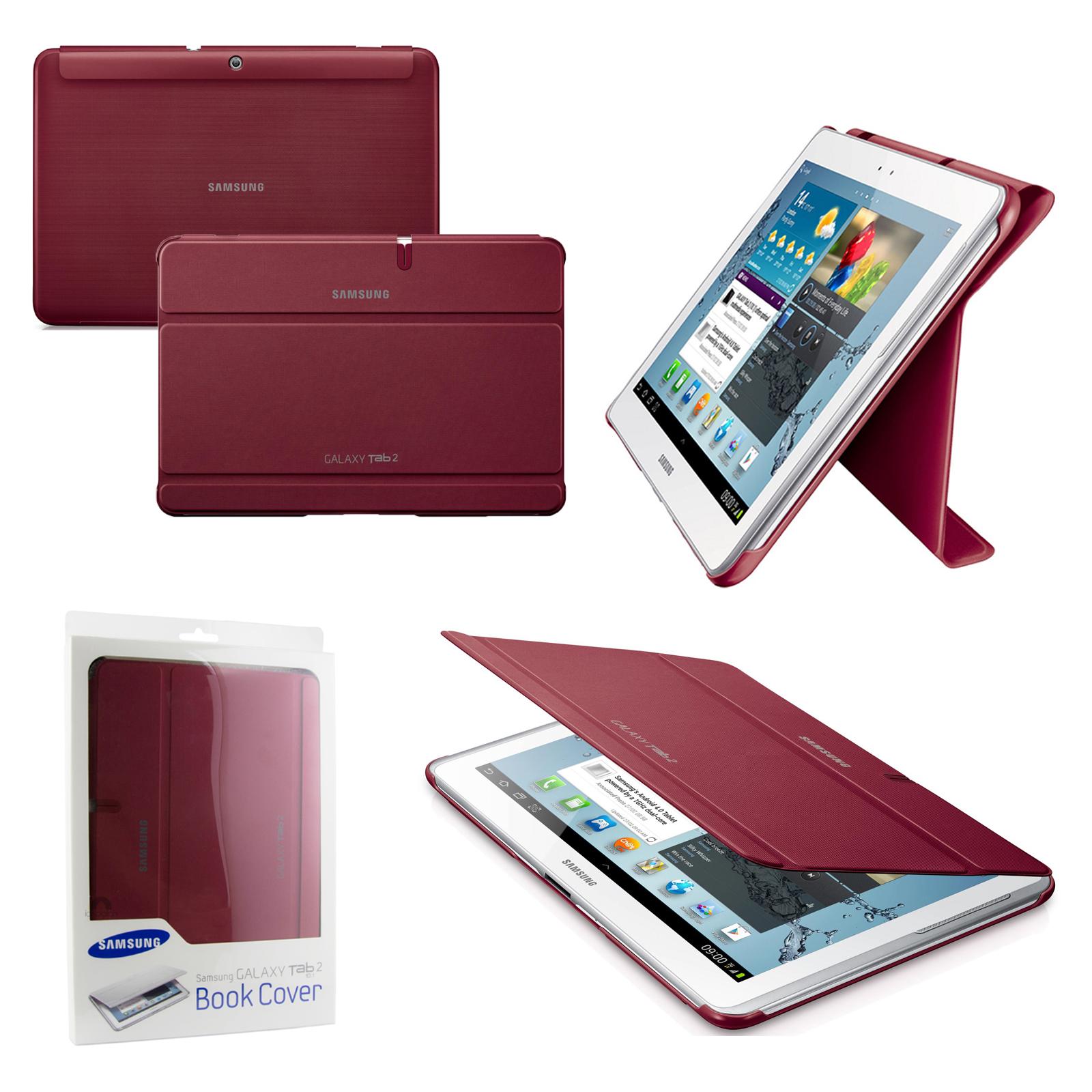 Genuine Samsung Galaxy Tab 2 101 Case For P5110 P5100