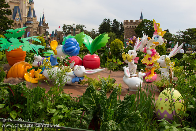 Easter in World Bazaar