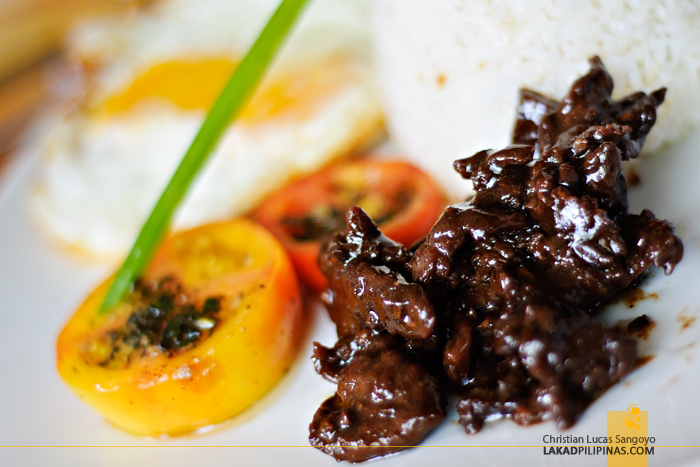 Tapa at Kanto Freestyle Breakfast Kapitolyo