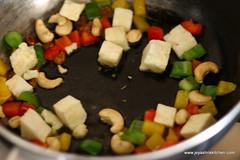 paneer-capsicum-cashew