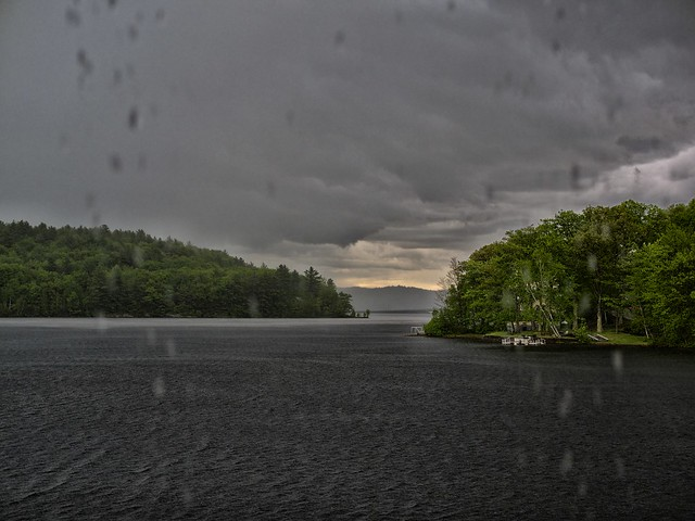 Thunderstorms - Mascoma Lake