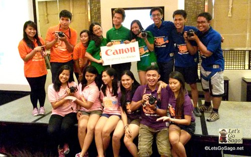 Canon is one of the Supporting Sponsors