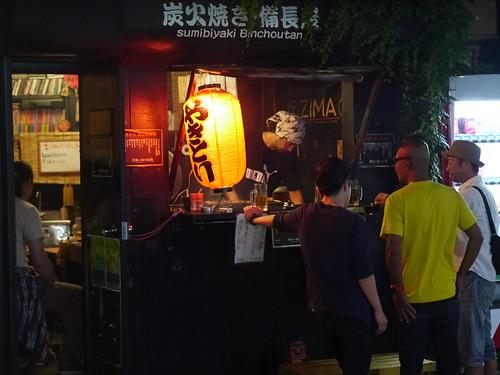 福生駅東口のバー&焼き鳥 MediaTown