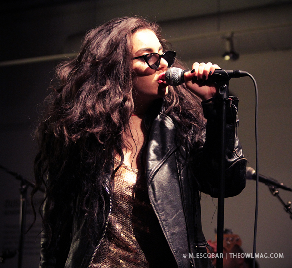 Charli XCX @ Sonos Studios, LA 6/10/14