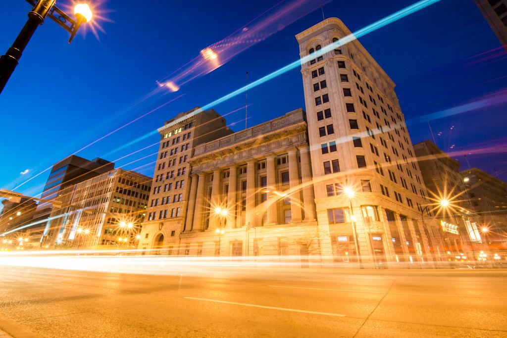 Banker's Row - Winnipeg