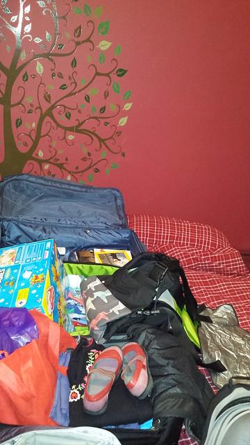 Shortlisting, packing