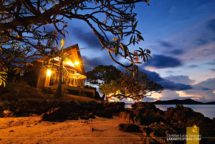 Two Seasons Island Resort, Coron