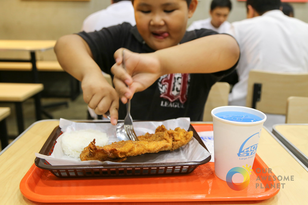 HOT-STAR Philippines: Taiwan's Large Fried Chicken Chop in Manila (A Review) @HotStarPH