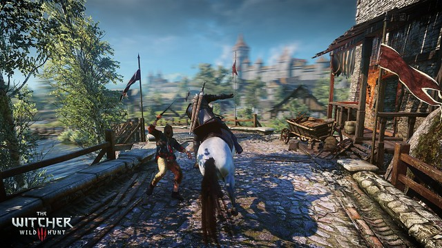 Witcher 3 Wild Hunt E3 2014