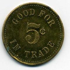 Wade Goodwin token - rev