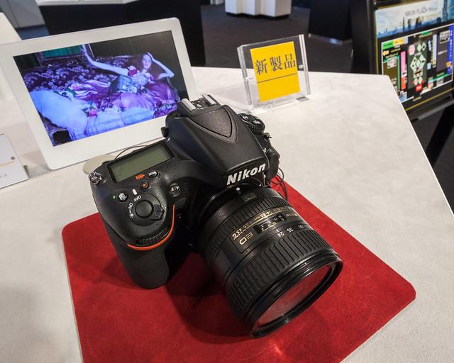 Nikon D810  (Canon EF-S 10-18mm F4.5-5.6 IS STM testshot)