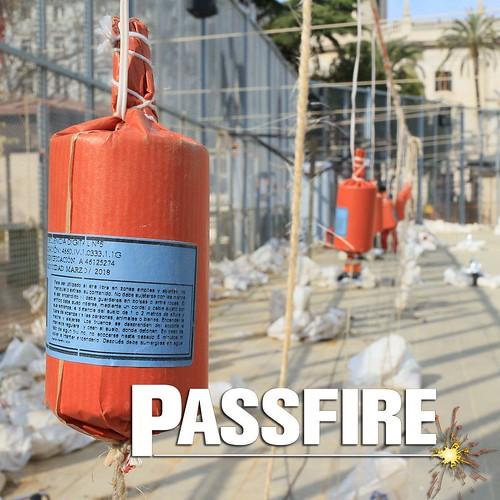 Mascleta #PassFire Visit Spain