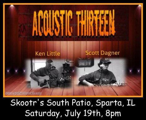 Acoustic Thirteen 7-19-14