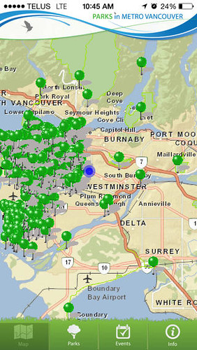 Vancouver Apps