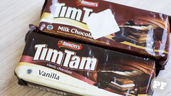 PF@Gordice: TimTam Vanilla e Milk Chocolate