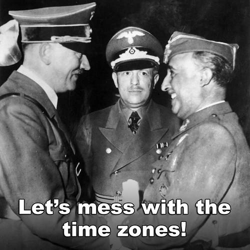 Hitler Franco Handshake 1940