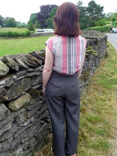 Vintage Simplicity 3688 19040s Trousers