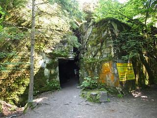 Image of Wolf's Lair near Gierłoż. hitler wolfsschanze gierłoż wolfslair trip20140717 deutschemilitärtechnik geo:lon=21497728 geo:lat=54080306