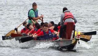 Hard racing (5) @ Royal Albert Dock 29-06-14