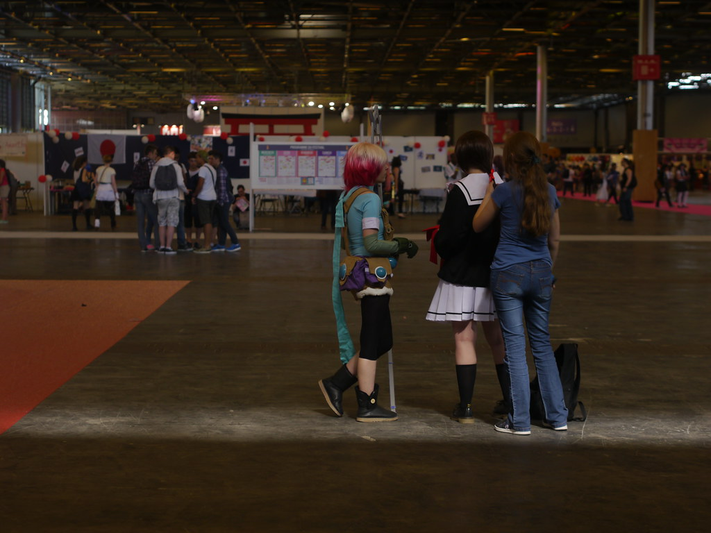 related image - Japan Expo 2014 - P1870430