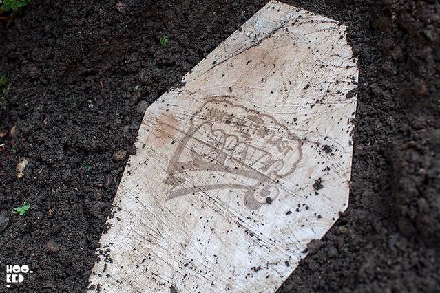 Sickboy Makes It Last Forever Street Art Treasure Hunt