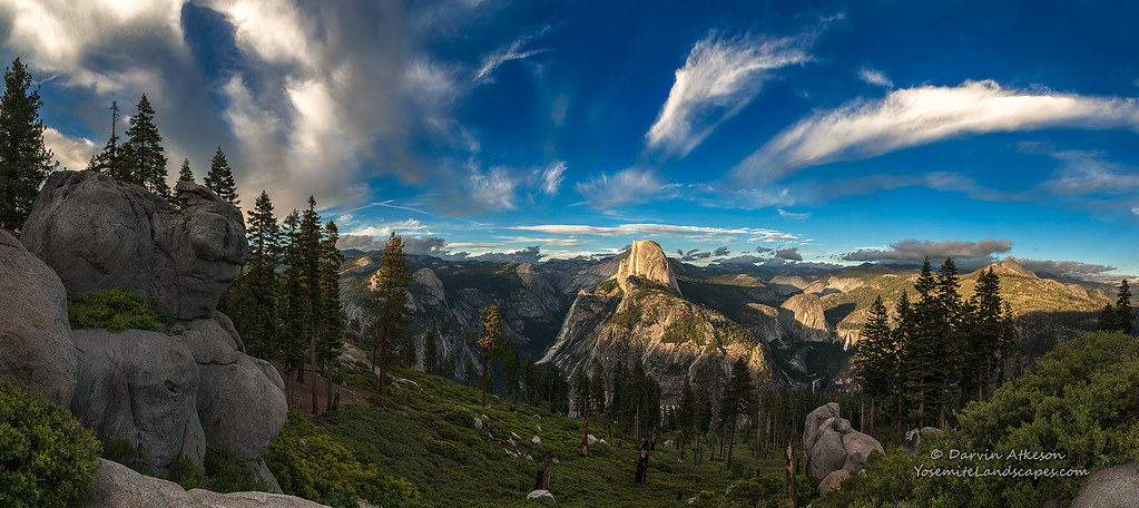 the glaciers of yosemite national park essay