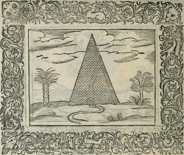 "Image from page 231 of ""Minerua Britanna, or, A garden of heroical deuises, furnished, and adorned with emblemes and impresa's of sundry natures,"" (1612)"