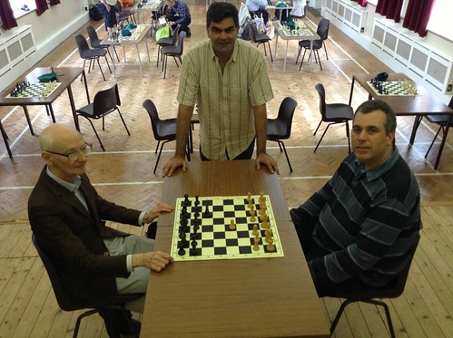 2nd Bexhill Chess Congress, 28-29 June 2014
