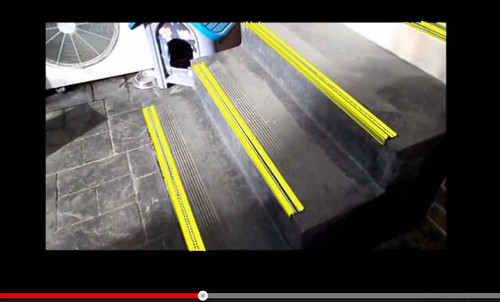 Britestep can reduce the safety risks of steps and ramps