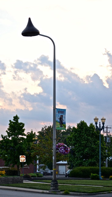 Hershey Park PA - street Lamps