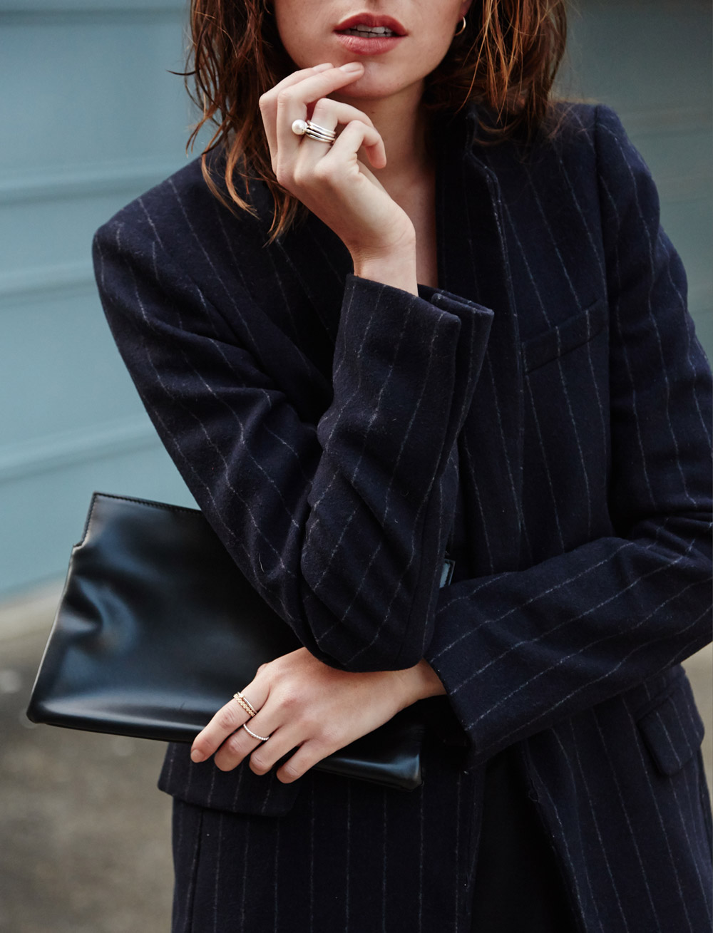 Winter style pinstrip coat chronicles of her 02