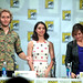 Small photo of Toby Regbo, Adelaide Kane & Megan Follows