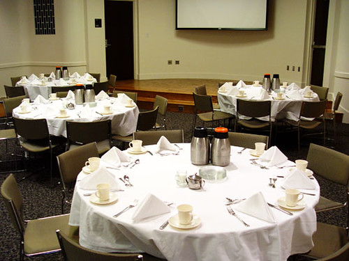 CMU Presidents Room - Banquet Rounds