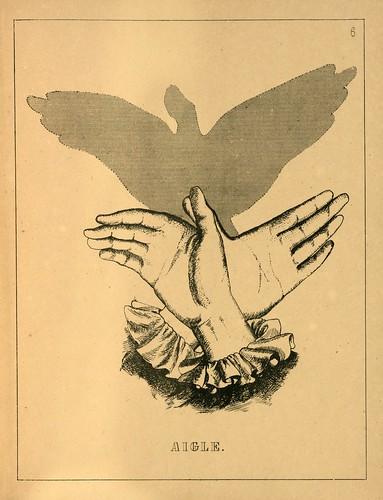 005- Aguila-Ombromanie. Premièr série-1860- The Art Walters Museum