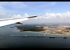 Boeing | 777-212/ER | Singapore Airlines | 9V-SQI | In Flight | Malaysia Airspace