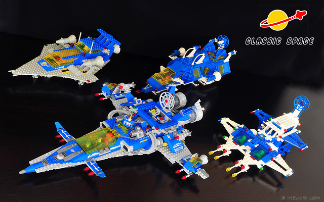 Classic Spaceships