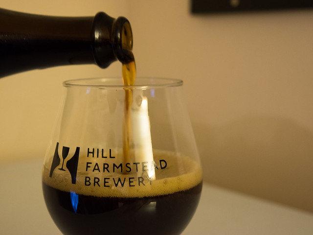 Hill Farmstead Peleg (Old Ale - 2014)