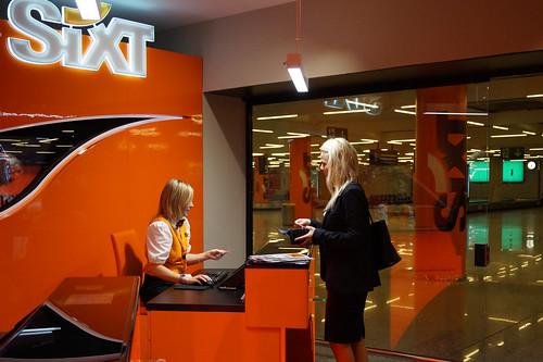 Oficina Alquiler Sixt