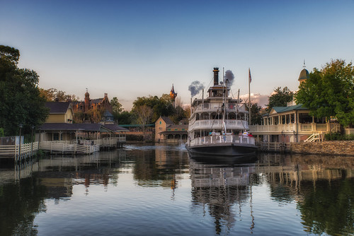 riverboat waltdisneyworld magickingdom libertysquare libertybelle riversofamerica nikond610