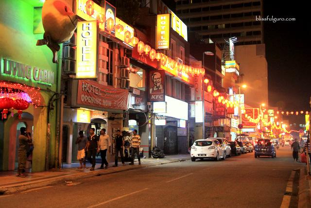 Kuala Lumpur Malaysia Chinatown