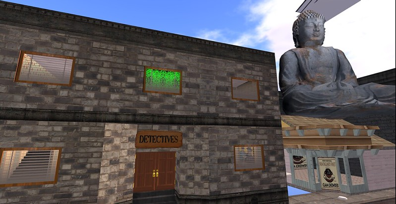 SLPI Detective Agency