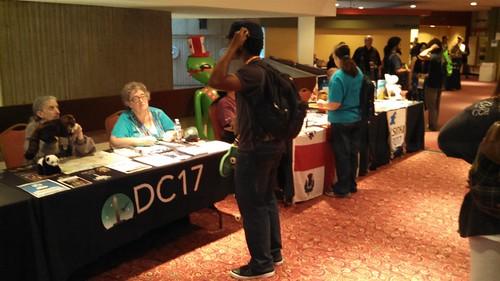 2017 Worldcon Bids at Detcon 1